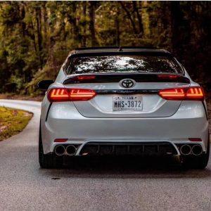 Hậu Camry Lexus 2020